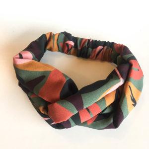 Headband feuillage